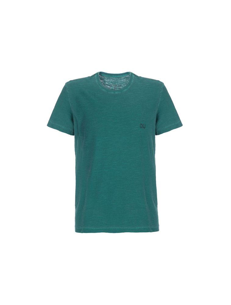 Camiseta CKJ MC Básica Logo Peito - Calvin Klein 8dc05338b6