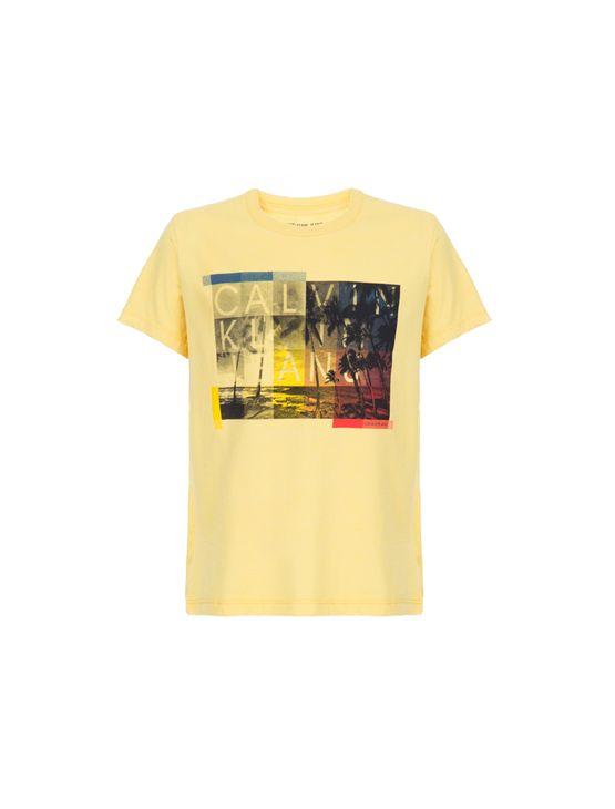 Camiseta-CKJ-MC-Est-Coconut-Color