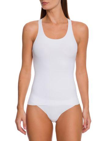Camiseta-Calvin-Klein-Underwear-Corte-a-Laser-Branco---G