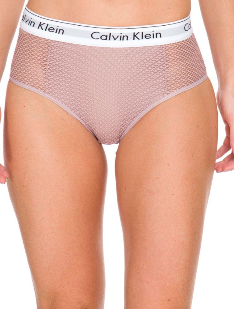2d249f9742a471 Calcinha Hot Pant Com Forro Em Tule - Rosa Pó