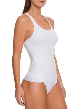 Camiseta-Calvin-Klein-Underwear-Corte-a-Laser-Branco---M