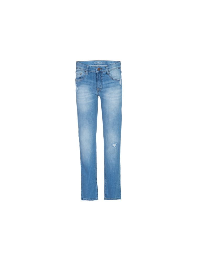0983e955866aa Calça Jeans Five Pockets Skinny - Calvin Klein