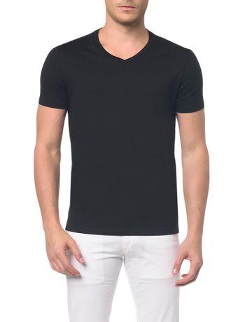 Camiseta-Basica-Liquid-Bordado-Ck---Preto---P