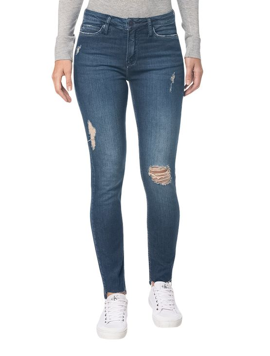 Calca-Jeans-Five-Pockets-Super-Skinny---Marinho---36