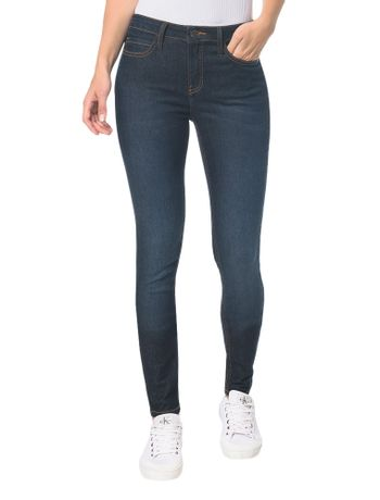 Calca-Jeans-Five-Pock-High-Rise-Skinny---Blue-Black---34