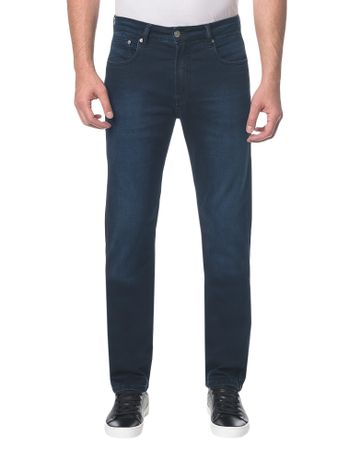 Calca-Jeans-Five-Pockets-Straight---Marinho---38