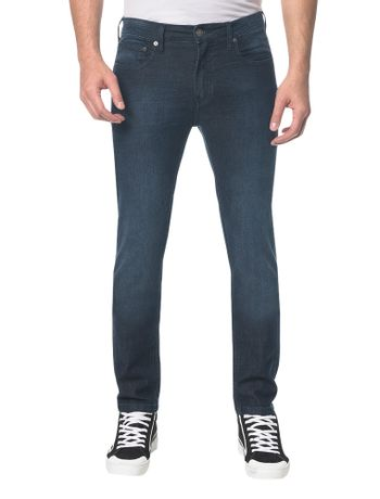 Calca-Jeans-Five-Pockets-Slim---Marinho---40