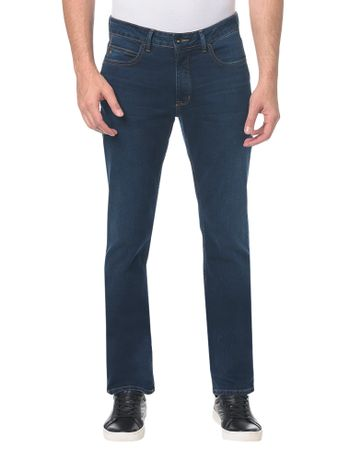 Calca-Jeans-Slim-Straight---Marinho---42