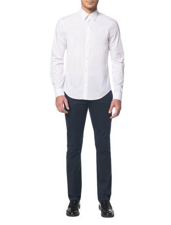 Camisa-Calvin-Klein-Extra-Slim-Simples---Branco-2---3