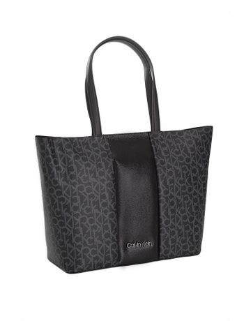 ShoPPing-Bag-Monograma-Color-Block---Preto---U