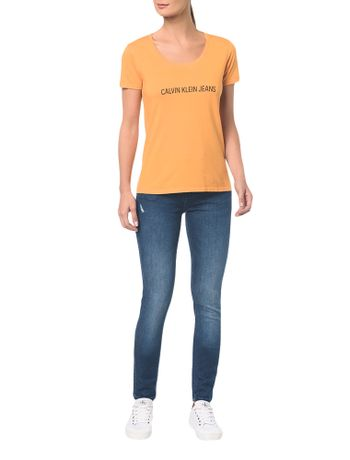 Calca-Jeans-Five-Pockets-Mid-Rise-Skinny---Marinho---38