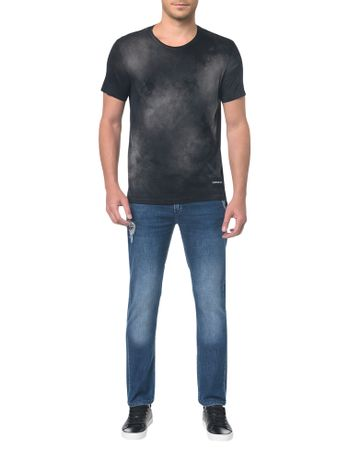 Calca-Jeans-Five-Pockets-Slim---Marinho---36