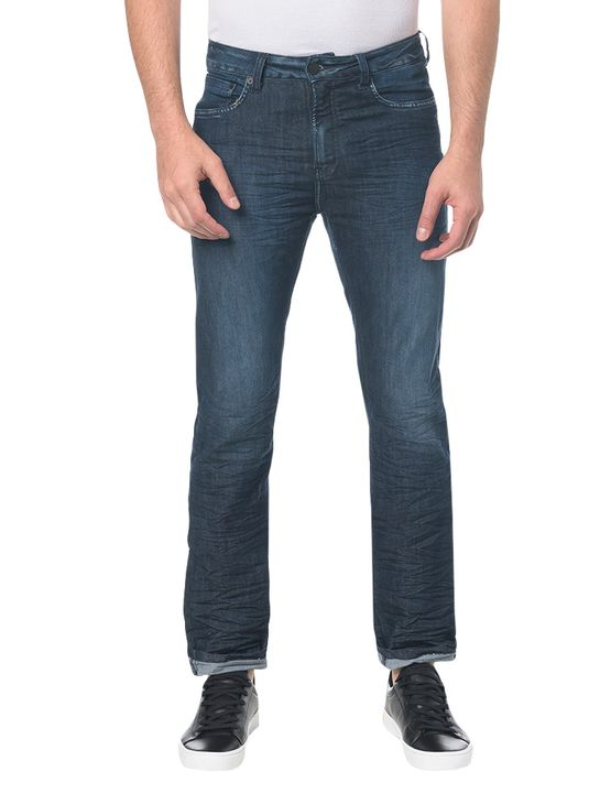 Calca-Jeans-Five-Pockets-Slim-Straight---36