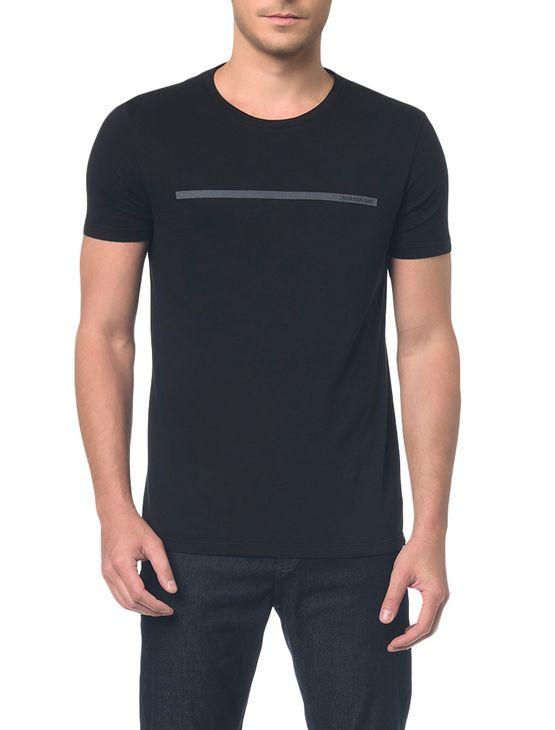 Camiseta-Ckj-Mc-Logo-Palito---Preto---PP
