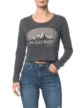 Blusa-Ckj-Fem-Ml-Cropped-Go-West---Preto---PP