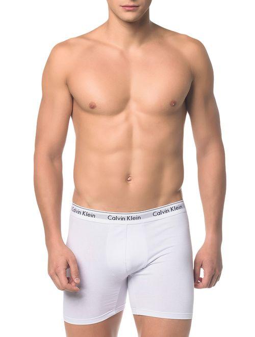 Cueca Boxer Calvin Klein Underwear Modern Cotton Branco
