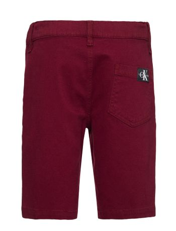 Bermuda-Color-Modelo-Chino-Bordo-