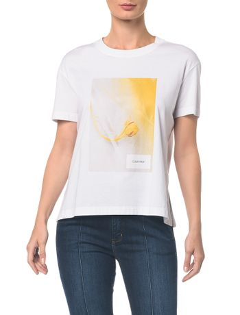 Camiseta-Est.-Flor-Personalizada-Mostarda-