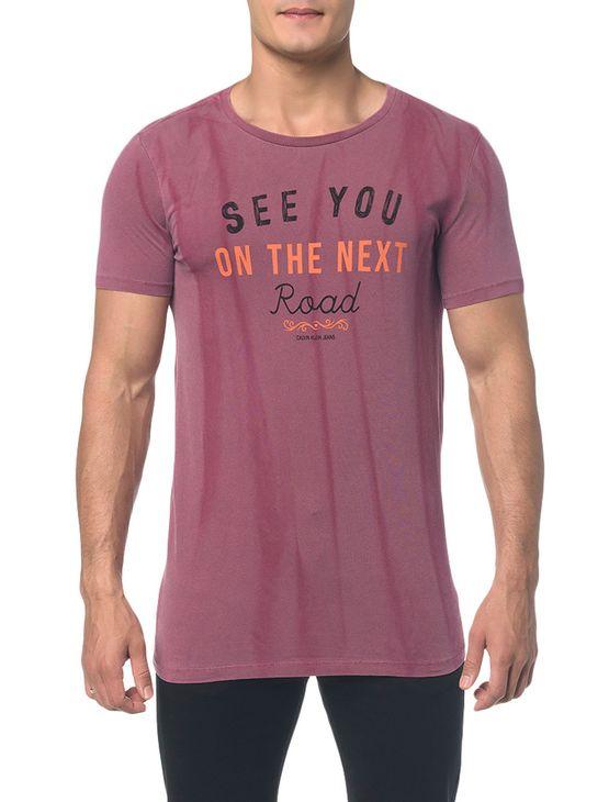 Camiseta-Ckj-Mc-Est-See-You---Bordo---PP