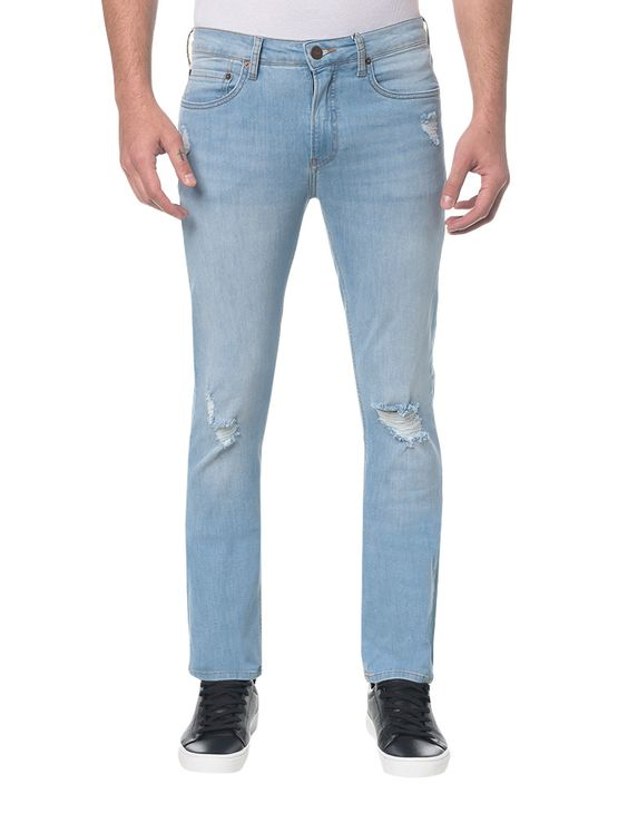 Calca-Jeans-Five-Pockets-Slim---Azul-Claro---46