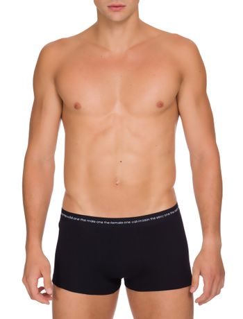 Cueca-Low-Rise-Trunk-Conversational---Preto---G
