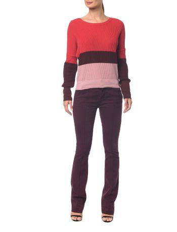 Blusa-Ml-Em-Tricot-Tres-Cores---Vermelho---PP