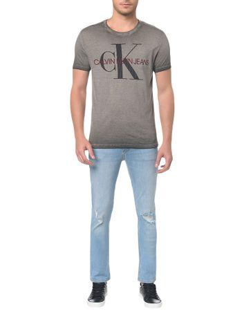Calca-Jeans-Five-Pockets-Slim---Azul-Claro---36
