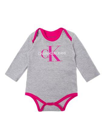 Body Ml Ckj Silk Logo - Mescla