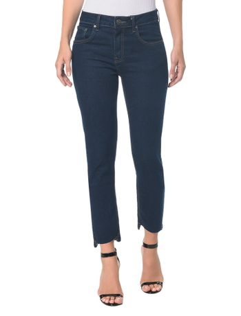Calca-Jeans-Five-Pockets-High-Rise-Slim----Marinho---34
