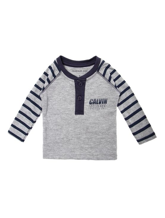 Blusa-M-L-Ckj-Bebe-Silk-Calvin-Jeans----Mescla-------------------------------------3M