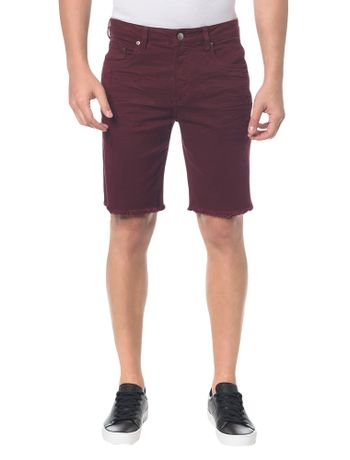 Bermuda-Color-Five-Pockets----Bordo---36
