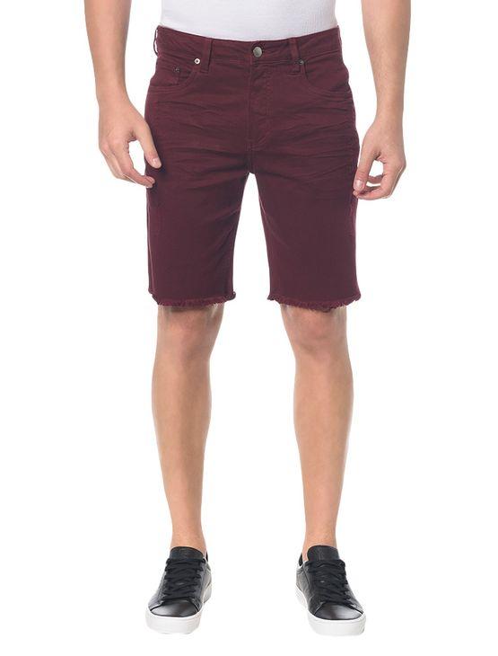 Bermuda-Color-Five-Pockets----Bordo---36