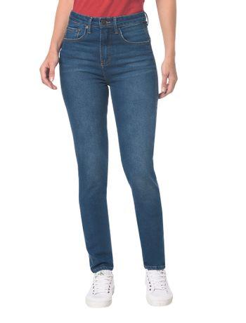 Calca-Jeans-Five-Pock-High-Rise-Slim----Azul-Medio---34