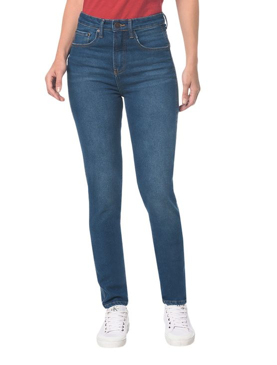 Calca-Jeans-Five-Pock-High-Rise-Slim----Azul-Medio---34