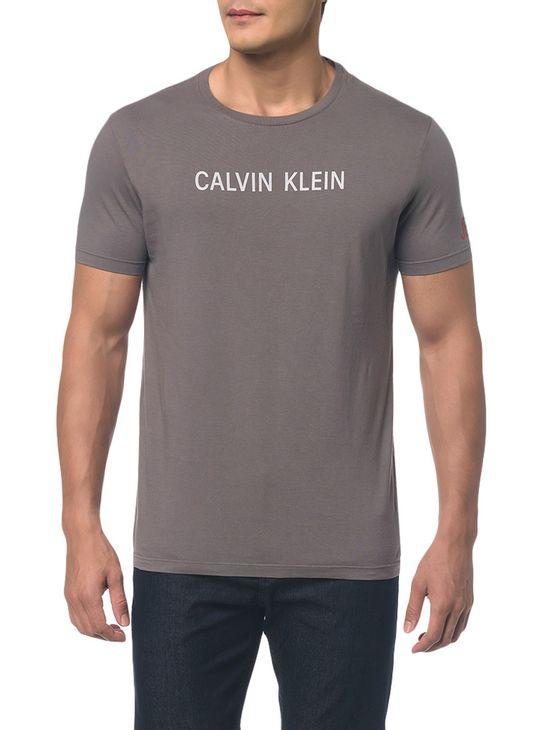 4d31291969f37 Calvin Klein · Masculino · Roupas · Camisetas · Camiseta-Ckj-Mc-Est-Peito-E-Manga----Grafite---PP.  Loading zoom