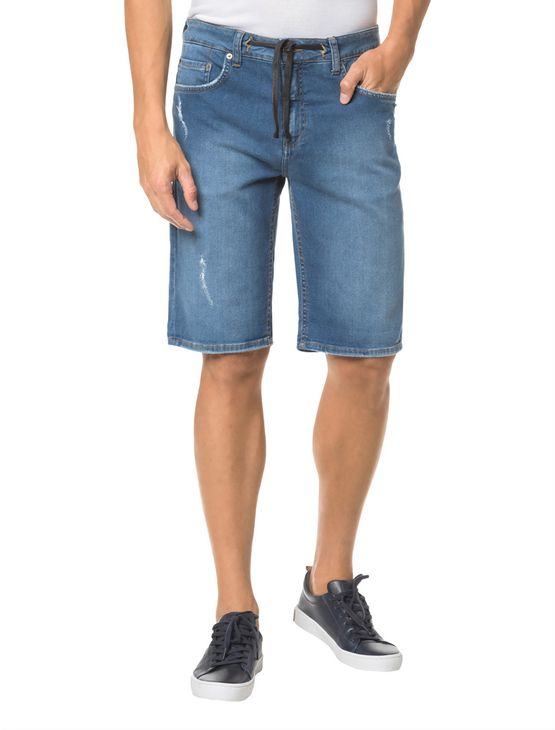 Bermuda-Jeans-Five-Pockets----Marinho---36
