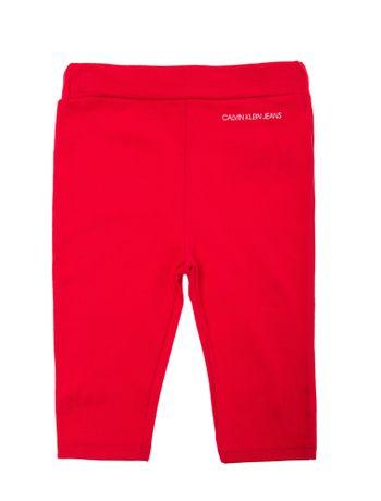 Calca-Malha-Ckj-Bebe-Silk-Logo----Vermelho---RN