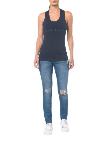 Calca-Jeans-Five-Pockets-Mid-Rise-Skinny----Azul-Medio---36