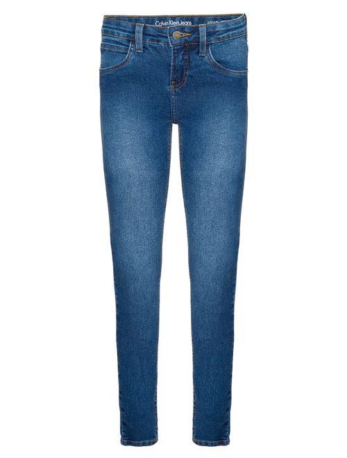 Calça Jeans Five Pockets Jegging