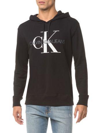 841b856d7 Moletom Ckj Mk Est Logo Ck | Calvin Klein - Calvin Klein