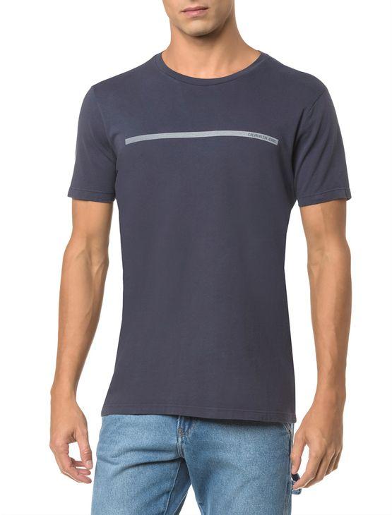 Camiseta-Ckj-Mc-Logo-Palito---Cinza-Azulado---P