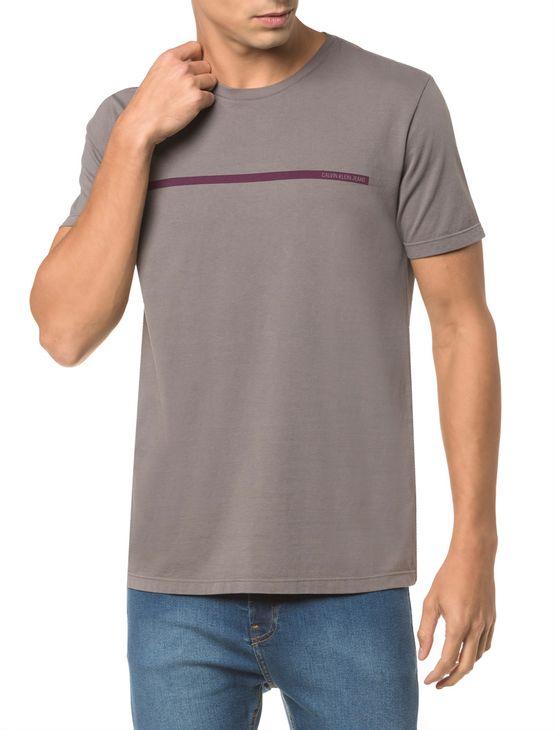 Camiseta-Ckj-Mc-Logo-Palito---Grafite---P