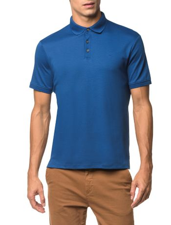 Polo-Basica-Liquid-Cotton---Azul-Medio---PP