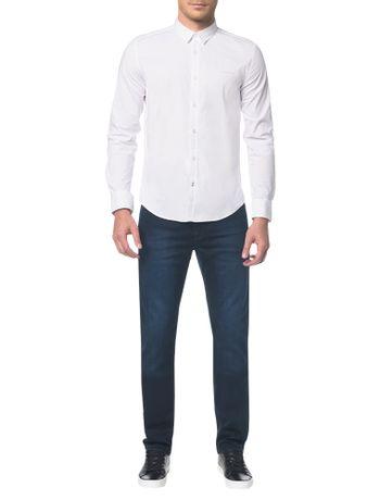 Camisa-Slim-Ml-Micro-Listrada-Fio-60---Azul-Claro---5