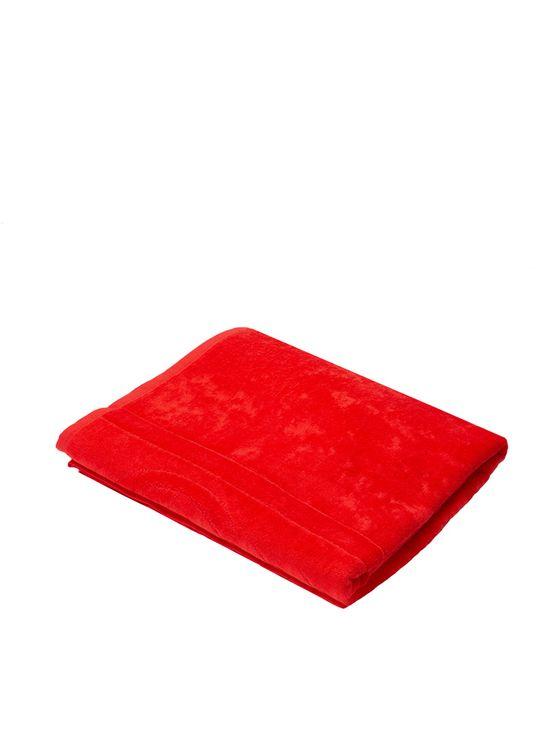 Toalha-Ckj-Unicolor-----Vermelho----U