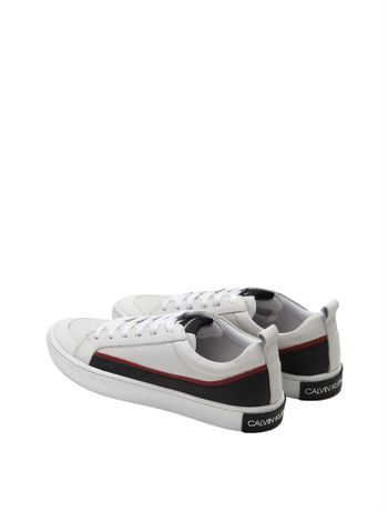 Tenis-Ckj-Masc-Couro-Low-Skate-Sneaker-----Branco-2----41