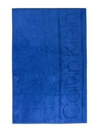 Toalha-Ckj-Unicolor-----Azul-Medio----U