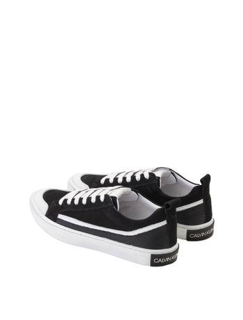Tenis-Ckj-Fem-Couro-Low-Skate-Sneaker---Preto-