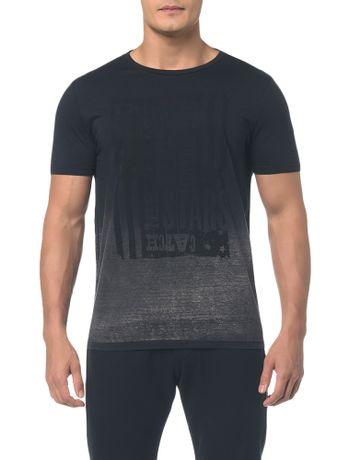 Camiseta-Ckj-Mc-Bandeira---Preto---PP