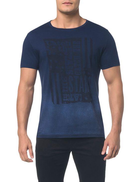 Camiseta-Ckj-Mc-Bandeira---Marinho---PP